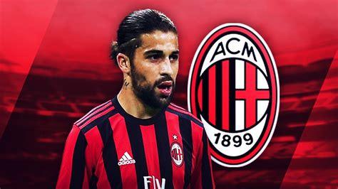 RICARDO RODRIGUEZ   Welcome to Milan   Fantastic Tackles ...