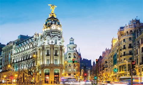 Rich history, delicious churro and more: Discover Madrid ...