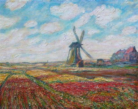 Richard Nowak Fine Art: Van Gogh s Landscape