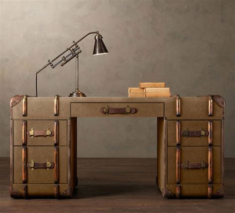 Richard's Trunks: Creative Vintage Furniture Made Out of ...