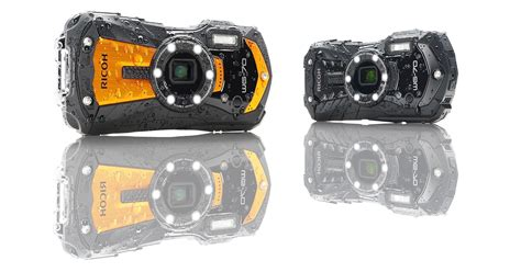 Ricoh Unveils 'Ultra Rugged' WG 70 Compact Camera ...