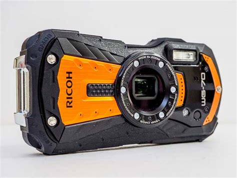 Ricoh WG 70 Review   Product Images | Photography Blog