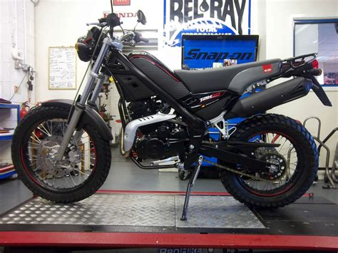 Rieju TANGO 250 cc bike trail Motorcycle 250 off road ...