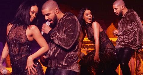 Rihanna grinds up against Drake in latest raunchy ...