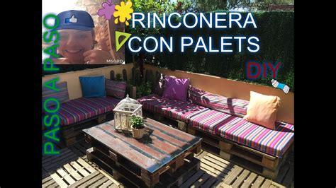 RINCONERA CON PALETS#DIY#MANUALIDADES CON MADERA RECICLADA ...