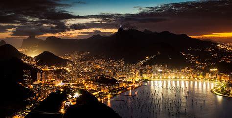 Rio de Janeiro by night | Flickr   Photo Sharing!