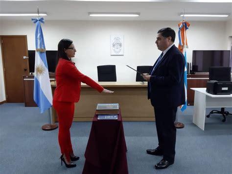 Río Grande: Juró la Secretaria del Juzgado de Instrucción ...