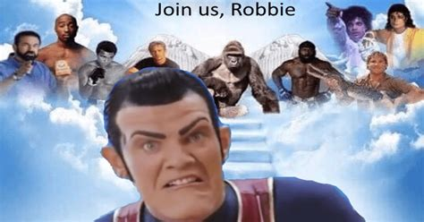 RIP Robbie Rotten: Memers Mourn The Untimely Death Of ...