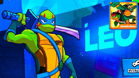 Rise of the TMNT Ninja Run  by Nickelodeon  Android / iOS ...