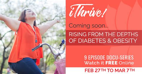 Rising From the Depths of Diabetes and Obesity – FREE ...