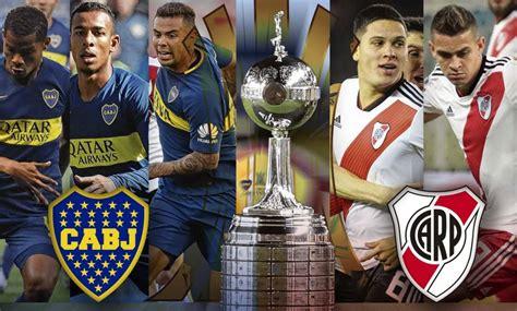 River Boca: ¿Cuál es el equipo favorito en la final de ...