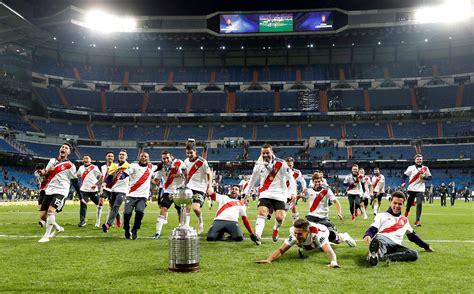 River, campeón de la Copa Libertadores: le ganó 3 1 a Boca ...