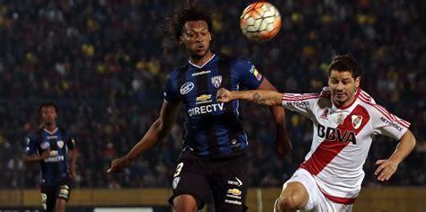 River vs Independiente del Valle en vivo online: Copa ...
