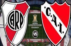 River vs. Independiente hoy en vivo online: hora del ...