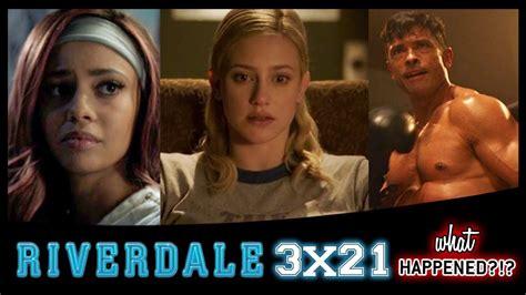 RIVERDALE 3x21 Recap: The Truth About the Farm & Gargoyle ...