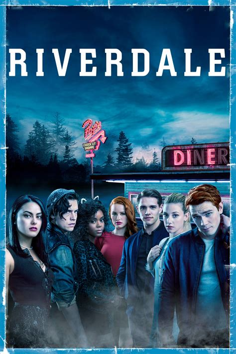 Riverdale  TV Series 2017      Posters — The Movie ...