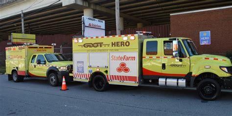 Road Responders: History, Duties Of Modern Day GDOT HERO ...