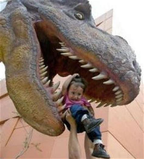 Robado en México un dinosaurio robot del espectáculo ...