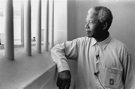 Robben Island: The place that changed Nelson Mandela   LA ...