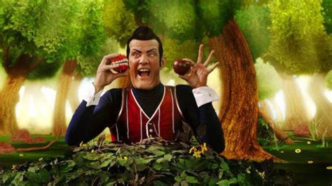 Robbie Rotten actor is clear of cancer after surgery ...