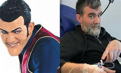 Robbie Rotten de Lazy Town dice que  cáncer lo llevará ...