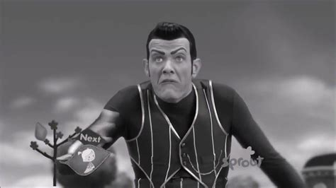 Robbie Rotten Death Scene   YouTube