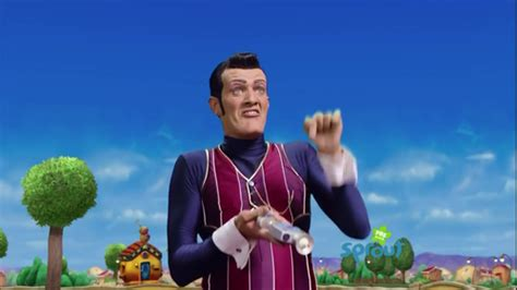 Robbie Rotten Lazy Town | 2048