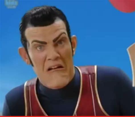 Robbie Rotten Shocked | Robbie Rotten | Know Your Meme
