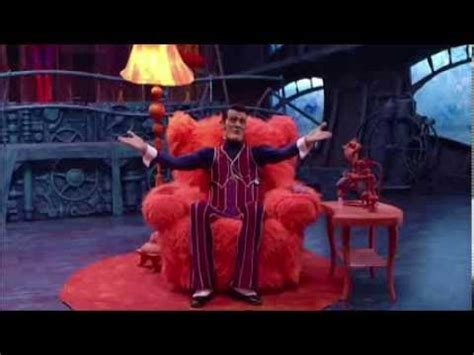 Robbie Rotten   The Master of Disguise   Lazy Town Nev ...