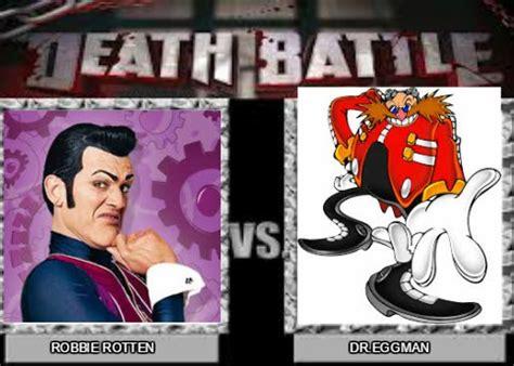 Robbie rotten vs Dr.eggman   Death Battle Fanon Wiki ...