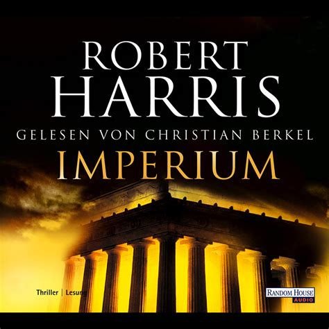 Robert Harris: Imperium. Random House Audio  Hörbuch Download