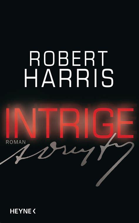 Robert Harris: Intrige   CulturMag