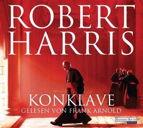 Robert Harris: Konklave. Random House Audio  Hörbuch CD