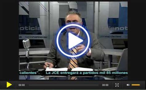 Roberto Cavada en vivo   Online   Noticias Telesistema ...