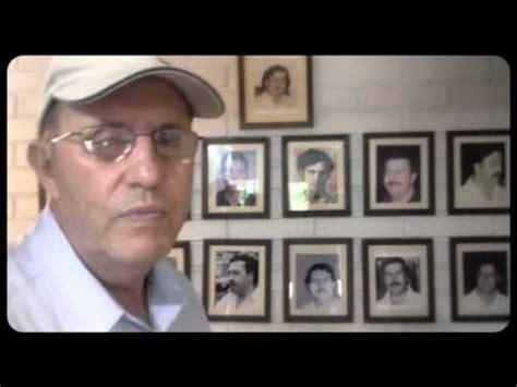 Roberto Escobar Gaviria y sus recuerdos de su hermano ...