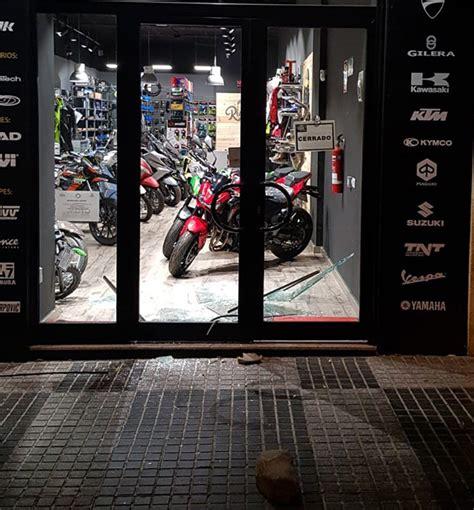 Robo en una tienda de motos de Siete Palmas, en Gran ...