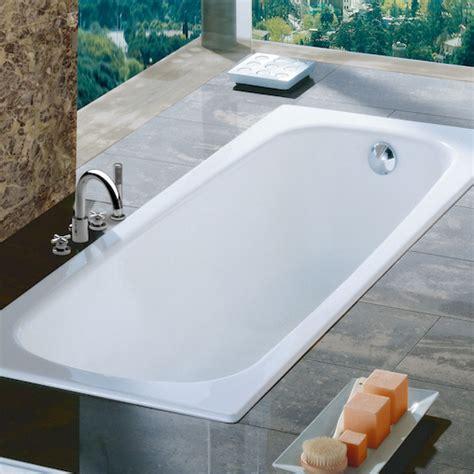 Roca Contesa Standard Steel bath   UK Bathrooms