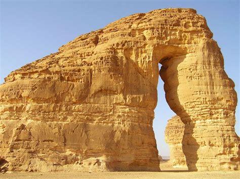 Roca de las ruinas de Mada in Saleh  con imágenes ...
