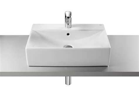 Roca Diverta On Countertop Basin 600mm Wide | 32711G000