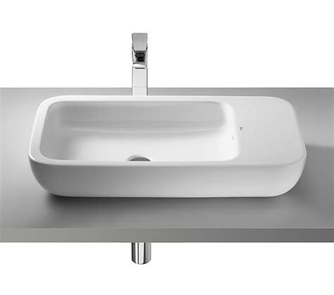 Roca Khroma Countertop Basin 750mm Wide | 327655000