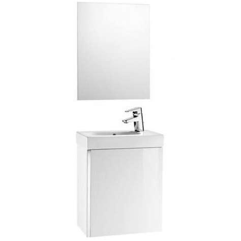 Roca Mini Unik With Mirror Gloss White   SNH