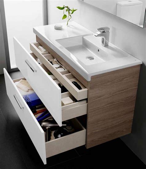 Roca Prisma Vanity Unit 900mm   UK Bathrooms