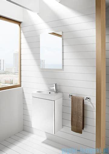 Roca Unik Mini zestaw łazienkowy 45x25cm biały połysk ...