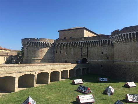Rocca Roveresca, Senigallia, ITA | Roccia