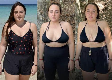 Rocío Flores, su cambio físico en Supervivientes 2020 en ...