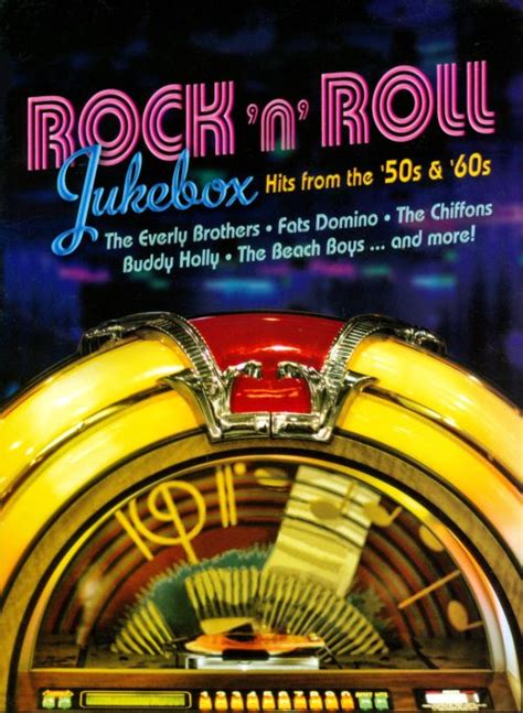 Rock  n  Roll Jukebox: Hits from the  50s &  60s   Various ...