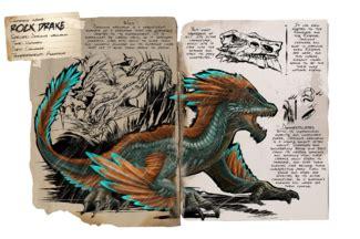 RockDrake | Wikia Ark Survival Evolved | Fandom