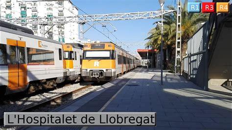 Rodalies Barcelona : L Hospitalet de Llobregat R1   R3 ...