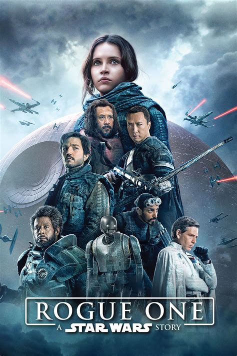 Rogue One: A Star Wars Story  2016    Posters — The Movie ...