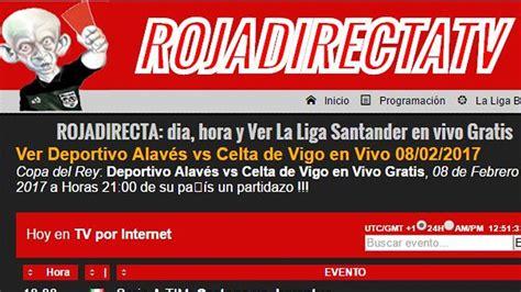 Roja Directa Futbol En Vivo Gratis Por Internet ...
